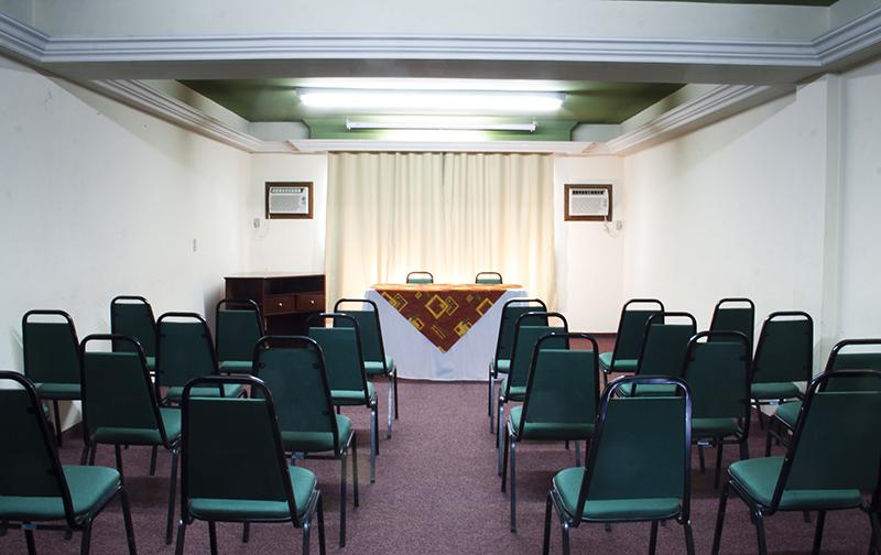 Sala Livramento - Formato Auditório
