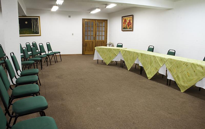 Sala Palomas - Formato Auditório