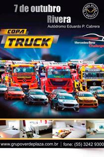 Hotel Emirates e Suítes - Copa Truck