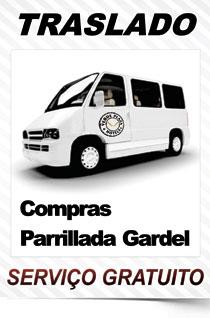 Hotel Nuevo - Traslado Gardel e Shoping